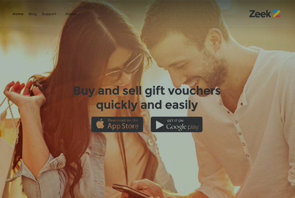 The gift vouchers marketplace