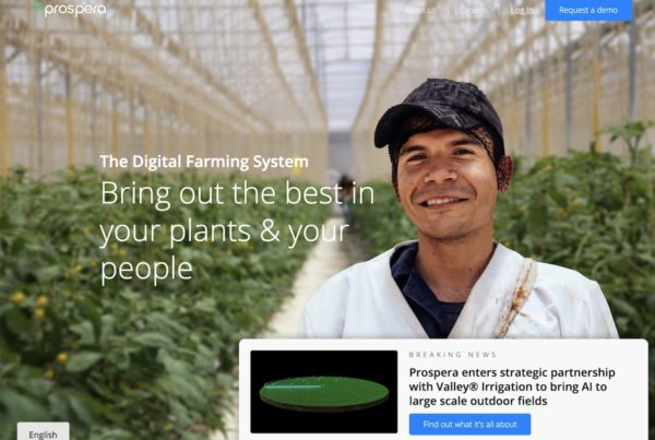 Computer vision technologies that continuously monitor and analyze plant health, development and stress