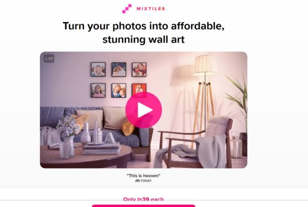 Turn your photos into affordable,  stunning wall art
