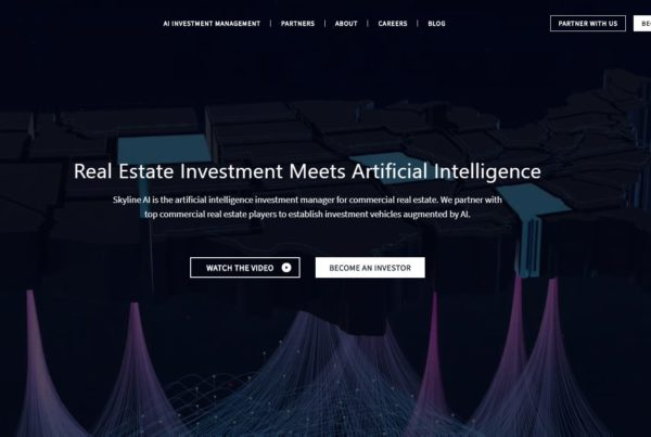 Real Estate Investment Meets Artificial Intelligence